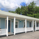 Front Building Motel Rooms
