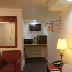 Rooms Include A Microwave and Refrigerator