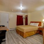 1 Queen Bed Room with Shower (Non Smoking)